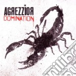 Agrezzior - Domination cd musicale di AGREZZIOR