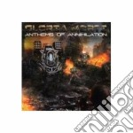 Gloria Morti - Anthems Of Annihilation cd musicale di Morti Gloria