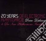 20 years of electronic avantgarde cd musicale di Lakaien Deine