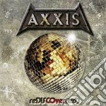 Axxis - Rediscovered cd musicale di Axxis