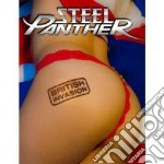 Steel Panther - British Invasion cd musicale di Panther Steel