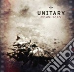 Unitary - Misanthropy cd musicale di Unitary