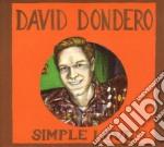 David Dondero - Simple Love cd musicale di DONDERO DAVID
