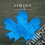 Sinine - Butterflies cd musicale di SININE