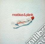 Moebius - Plank - Rastakraut Pasta cd musicale di MOEBIUS - PLANK