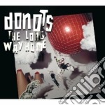 Donots - The Long Way Home cd musicale di DONOTS