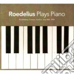 (LP VINILE) Plays piano lp vinile di Roedelius