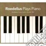 (LP VINILE) Plays piano lp vinile di Roedelius