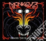 Beyond the black sky cd musicale di Monkey 3