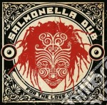 Salmonella Dub - For The Love Of It cd musicale di Dub Salmonella