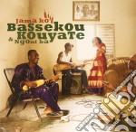 (LP VINILE) Jama ko lp vinile di B & ngoni b Kouyate