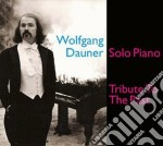 Tribute to the past - solo piano cd musicale di Wolfgang Dauner