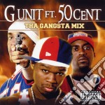 THE GANGSTA MIX cd musicale di G-UNIT feat. 50 CENT
