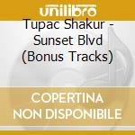 Sunset blvd cd musicale