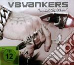 FOXTAIL TESTIMONIAL - CD+DVD              cd musicale di Wankers V8