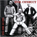Evil Conduct - Eye For An Eye cd musicale di Conduct Evil