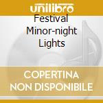 FESTIVAL MINOR-NIGHT LIGHTS cd musicale di MULLIGAN GERRY