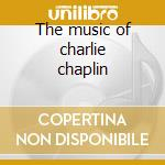 The music of charlie chaplin cd musicale
