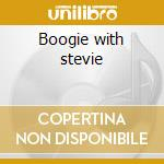 Boogie with stevie cd musicale