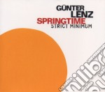 Gunter Lenz - Springtime cd musicale di LENZ GUNTER