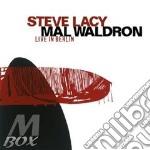 LIVE IN BERLIN '84 cd musicale di LACY STEVE / WALDRON