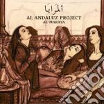 AL-MARAYA                                 cd musicale di AL ANDALUZ PROJECT