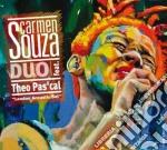 Carmen Souza / Theo Pas'cal - London Acoustic Set cd musicale di Pas'ca Souza carmen