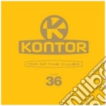 TOP OF THE CLUBS VOL. 36 cd musicale di KONTOR