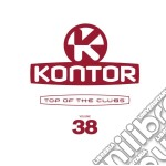 KONTOR TOP OF THE CLUBS (BOX 3CD) cd musicale di ARTISTI VARI