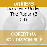 Under the radar over the top -2cd+dvd- cd musicale di Scooter
