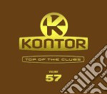 Kontor - top of the clubs vol.57 cd musicale di Artisti Vari