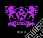 House of house vol.16 cd musicale di Artisti Vari