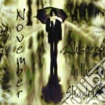 NOVEMBER                                  cd musicale di Whispers in the shad
