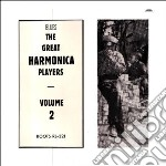 (LP VINILE) Great harmonica players lp vinile di Artisti Vari