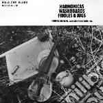 (LP VINILE) Harmonicas, washboards, lp vinile di Artisti Vari