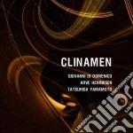 Di Domenico/Henriksen/Yamamoto - Clinamen cd musicale di Domenico/henrikse Di