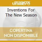 INVENTIONS FOR THE NEW SEASON cd musicale di MASERATI