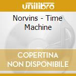 Time machine cd musicale di Norvins