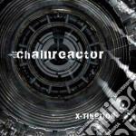 Chainreactor - X-tinction cd musicale di CHAINREACTOR