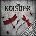 Noisuf-x - Excessive Exposure cd musicale di NOISUF-X