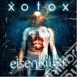 Xotox - Eisenkiller cd musicale di Xotox