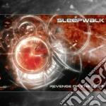 Revenge of the lost cd musicale di Sleepwalk