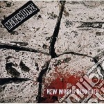 Merendine - New World Disorder cd musicale di Merendine