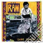 The ram project cd musicale di Dave Pepper