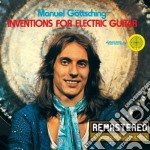 Manuel Gottsching - Inventions For Electric Guitar cd musicale di Manuel Gottsching