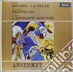 (LP VINILE) Bolero/pacific231/l'apprenti sorcier lp vinile di Ravel