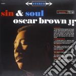 (LP VINILE) Sin & soul lp vinile di Oscar jr. Brown