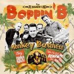 Monkey business cd musicale di B Boppin