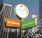 Synergy Pc - Keepin'on cd musicale di PC SYNERGY