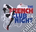 THE FRENCH CLUB NIGHT cd musicale di ARTISTI VARI